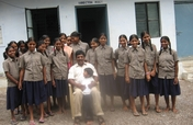 Support Education Nutrition 1000 Indian Children
