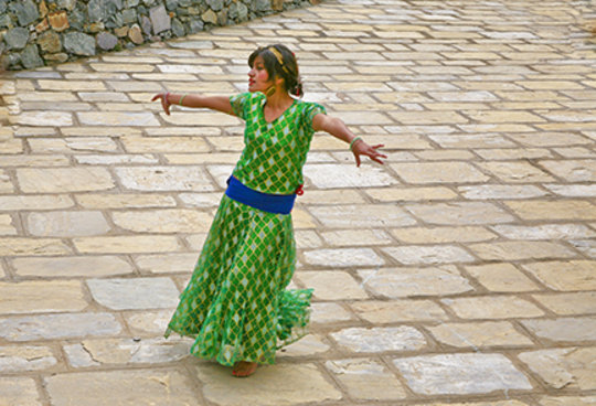 Traditional Nepali dance by Laxmi