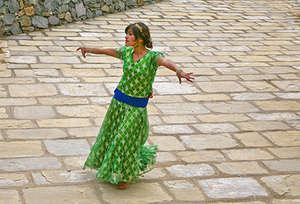 Traditional Nepali dance by Laxmi