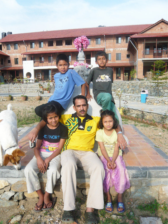 Give Hope and an Education to 7 Kids in Nepal