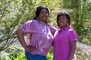 Genesis Home mother & daughter