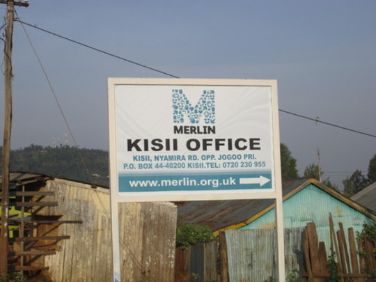 Merlin's Kisii office
