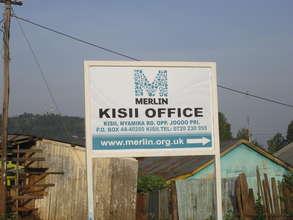 Merlin's Kisii office