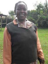 Stella Moraa Gwaro, Merlin community health worker