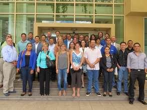 Lionfish workshop group