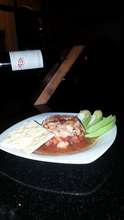 Lionfish ceviche served at the cook off