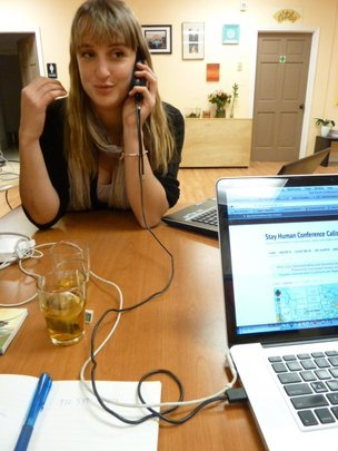 Morgan speaking in our Stay Human Conference Call