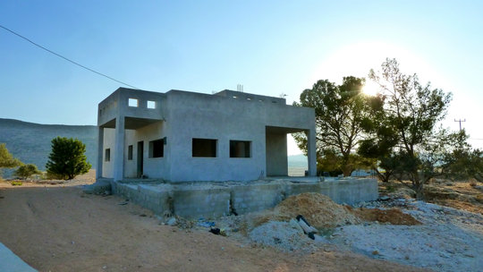 A home for Sadeq and his family