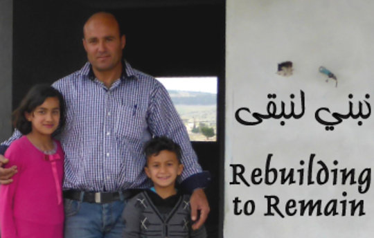 Rebuilding to Remain in Palestine
