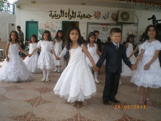 The Kindergarten in Al Aqaba serving 130 children