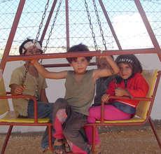 Children of Al Aqaba in 2003
