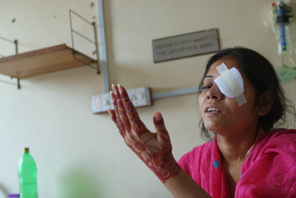 Kiran After Surgery