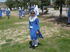 Gulshan Back in school after successful surgery