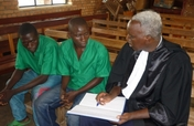 Fight illegal juvenile detention in Burundi