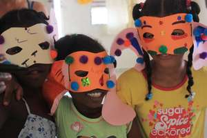 Masks in arts and crafts