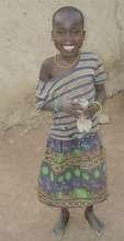 Albinyang Girl