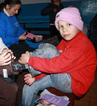 Kids 'n Boots in Eastern Europe