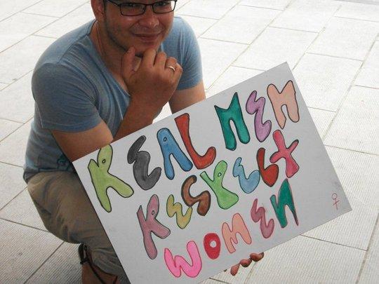 Real Men Respect Women