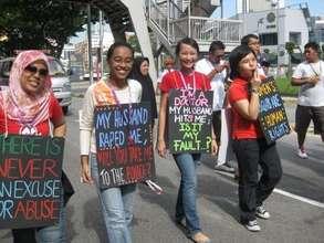 Walk Against Violence