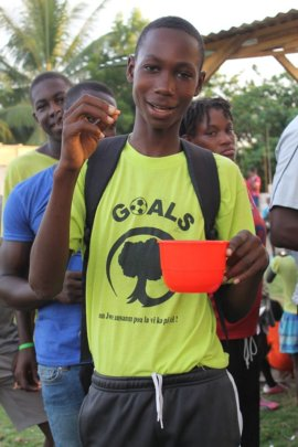 Help De-worm and Nourish Haiti's Children