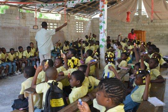 Bwadjout School Kids 3