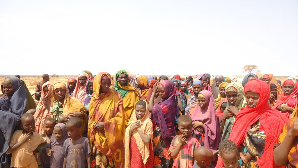 Internally displaced persons in Ethiopia - Merlin