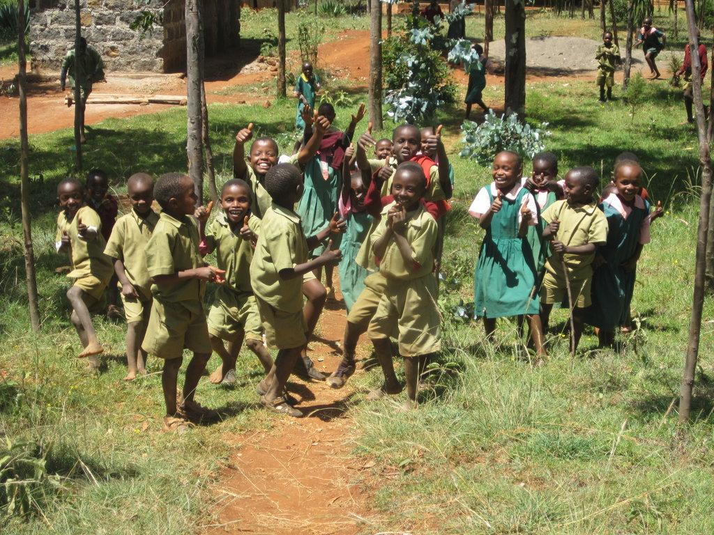 Matuiku kids - credit GHARP/KRA