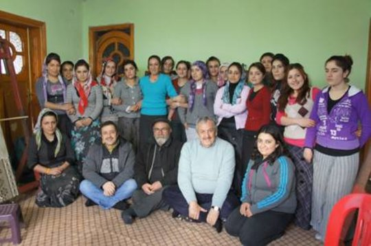 Van community members - Turkish Philanthropy Fund