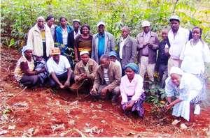 Nyeri community group
