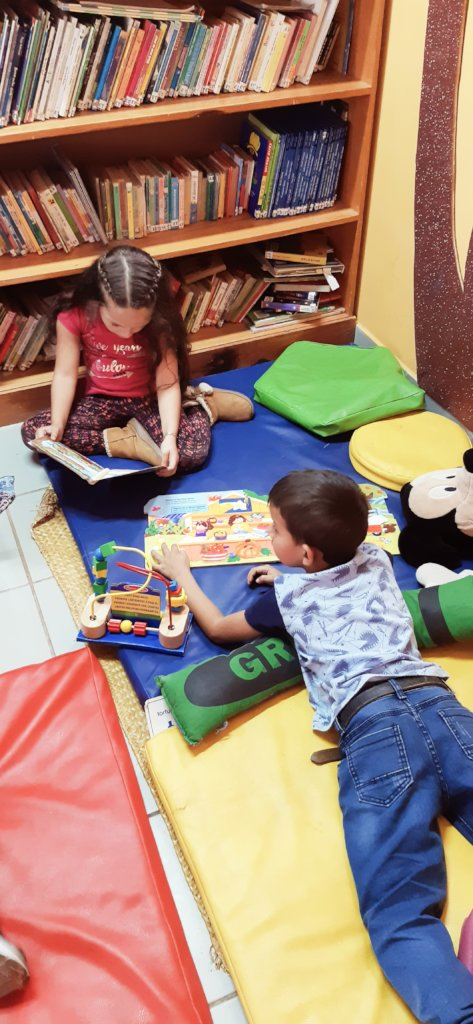 Early Childhood Literacy & Nutrition in Guatemala