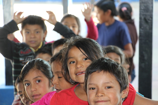 Early childhood development leads to school succes