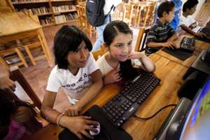 Libraries empower girls using technology