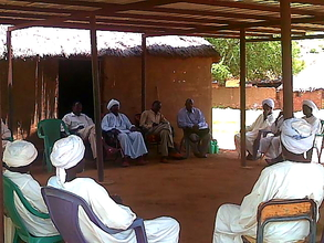 Farming Group Extension Meeting