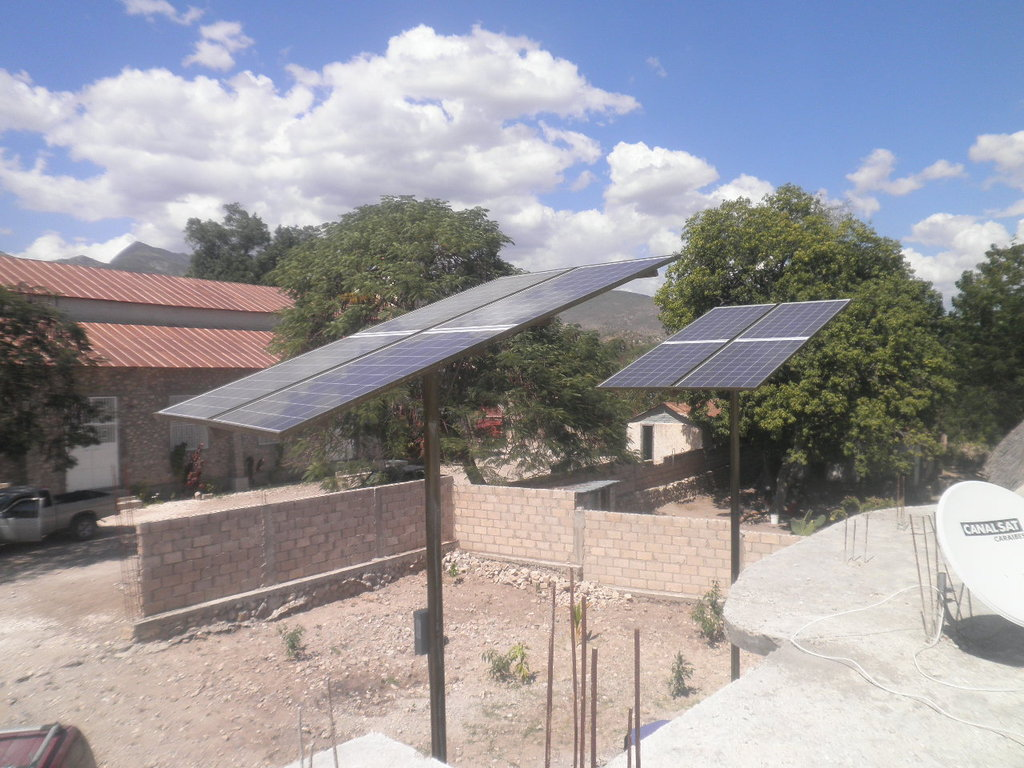 Solar pumps to be used at four schools