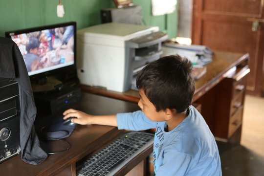 Computer at OGN