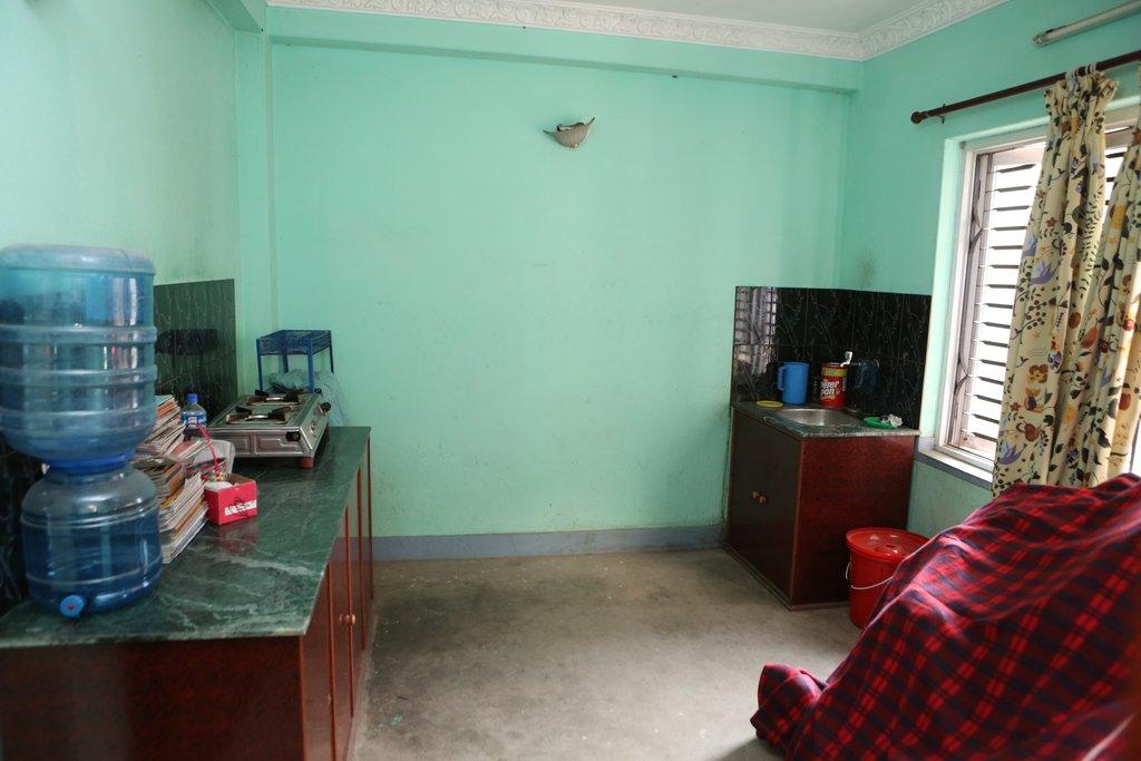 Kitchen in Hostel