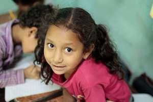 OGN Girl in class