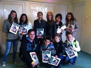 education day at Homeless Animals Hospital