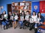 100 education books went to Buhusi, Romania!