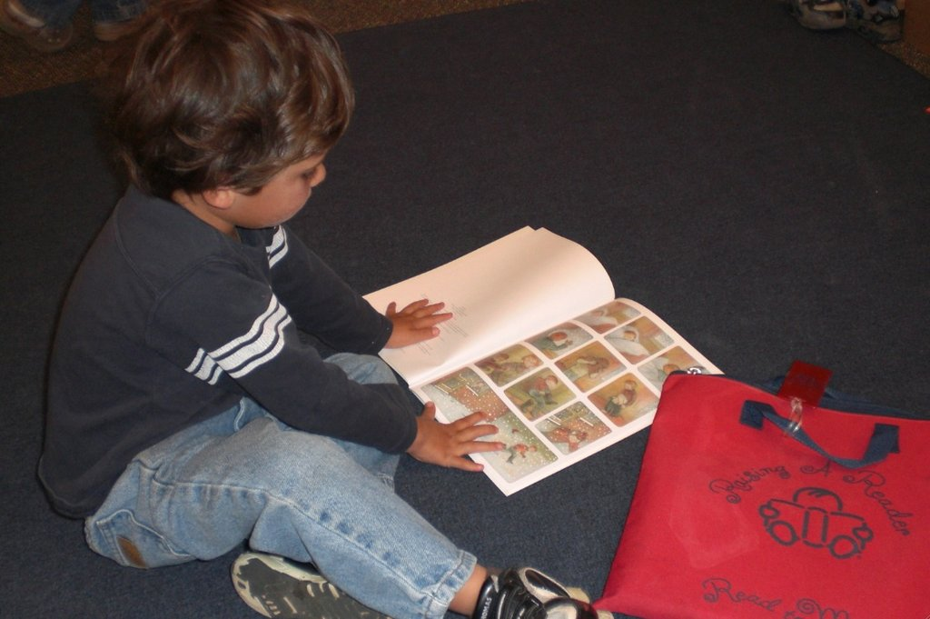 Literacy Tools & Books for Isolated Rural Children