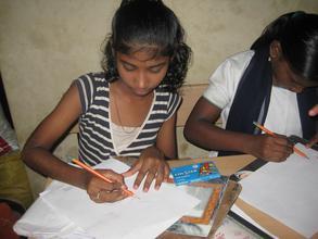 HOME children in summer competion