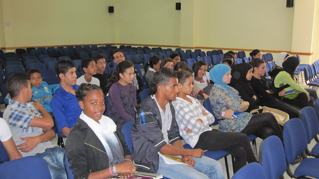 1st trimester counselling workshop in Imzouren
