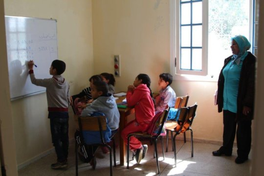 After-school tutoring classes
