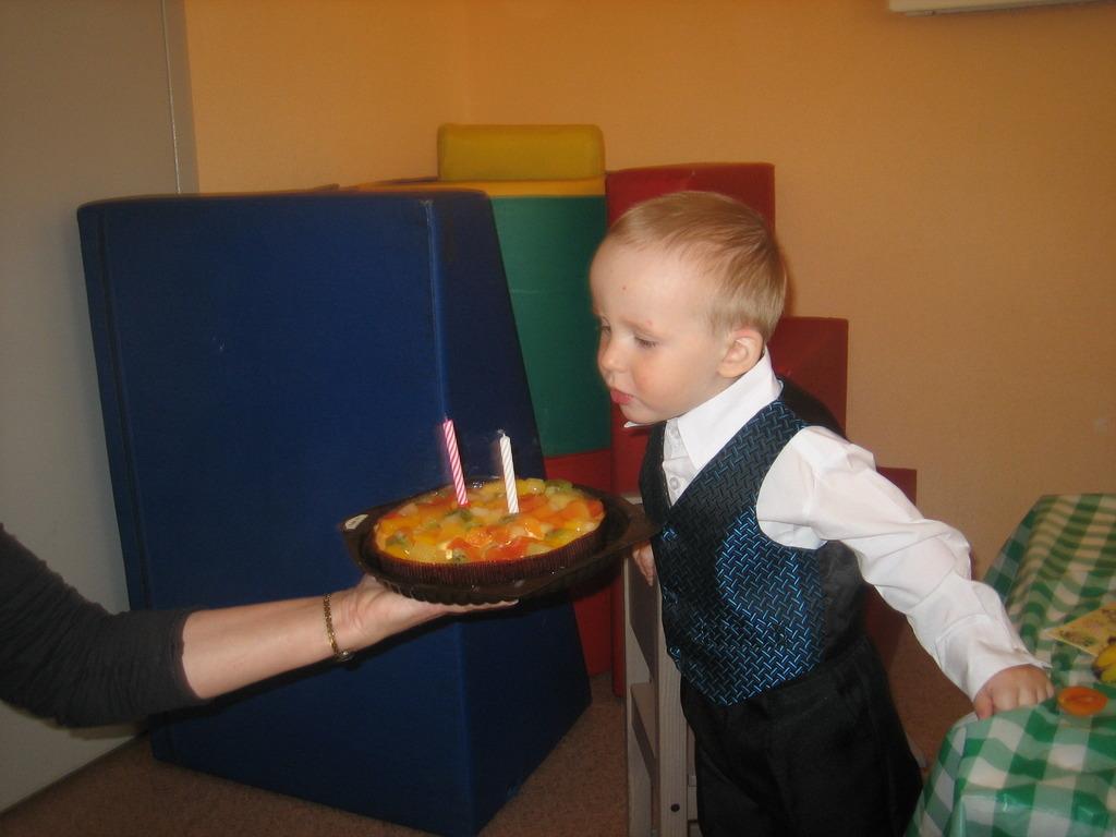 Happy Birthday Savva!