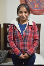 Peruvian Hearts Scholar, Gloria, 16
