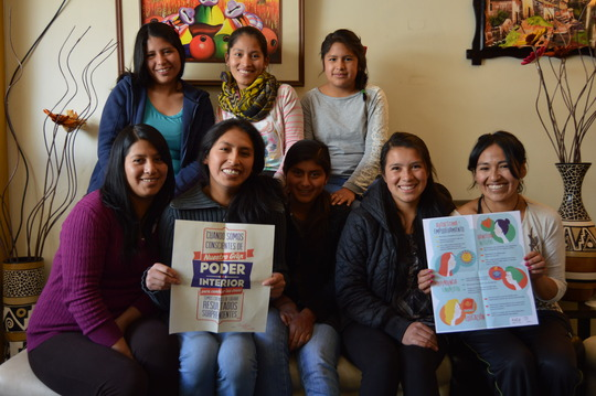 Empowered Peruvian Promise Girls!