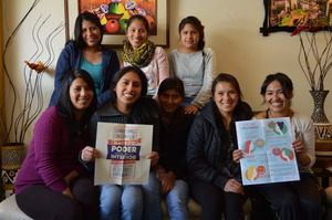 Empowered Peruvian Promise Girls!