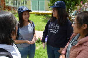Peruvian Hearts - Girls' Education & Empowerment