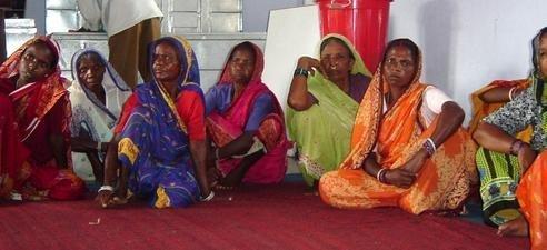 Give Rural Women the Skills for Livelihood