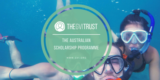 National Scholarship Program in Australia